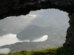 Klettersteig Wolfgangsee : Die schönsten klettersteige in den salzkammergut bergen